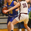 2-4-20<br /> Tri-Central vs Wes-Del girls basketball sectional<br /> <br /> Kelly Lafferty Gerber | Kokomo Tribune