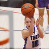 Girls sectional basketball at Logansport between Northwestern and Marion HS on February 7, 2020.<br /> Tim Bath | Kokomo Tribune