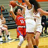 2-5-21<br /> Kokom girls loose to McCulcheon in Friday evenings sectional basketball match up in West Lafayette.<br /> Tim Bath | Kokomo Tribune