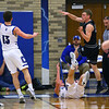 Western defeats Carroll during basketball action Tuesday February 25, 2020.<br /> Tim Bath | Kokomo Tribune