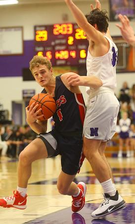 1-24-20<br /> Northwestern vs Cass boys basketball<br /> <br /> Kelly Lafferty Gerber   Kokomo Tribune