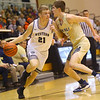 1-3-20<br /> Western vs Oak Hill boys basketball<br /> <br /> Kelly Lafferty Gerber | Kokomo Tribune