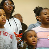 Dr. Martin Luther King, Jr. Celebration at Second Missionary Baptist Church on Saturday, Jan. 18, 2020.<br /> Kelly Lafferty Gerber | Kokomo Tribune