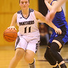 1-16-20<br /> Western vs Carroll girls basketball<br /> <br /> Kelly Lafferty Gerber | Kokomo Tribune