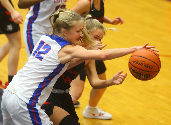 1-10-20<br /> Kokomo vs Logansport girls basketball<br /> <br /> Kelly Lafferty Gerber | Kokomo Tribune