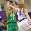 1-8-20<br /> Northwestern vs Eastern girls basketball<br /> Eastern's Jeanie Crabtree shoots.<br /> Kelly Lafferty Gerber | Kokomo Tribune