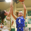 1-14-20<br /> Eastern vs Tipton girls basketball<br /> <br /> Kelly Lafferty Gerber | Kokomo Tribune