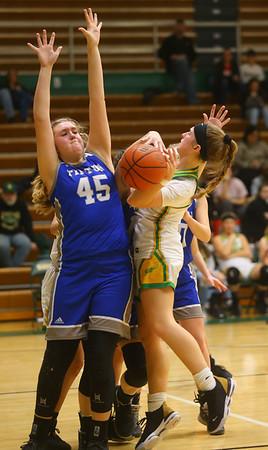 1-14-20<br /> Eastern vs Tipton girls basketball<br /> <br /> Kelly Lafferty Gerber | Kokomo Tribune