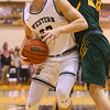 1-25-20<br /> Western vs Eastern boys basketball<br /> Western's Conner Linn looks up for a shot.<br /> Kelly Lafferty Gerber | Kokomo Tribune
