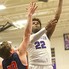 1-24-20<br /> Northwestern vs Cass boys basketball<br /> NW's Tayson Parker puts up a shot.<br /> Kelly Lafferty Gerber | Kokomo Tribune