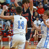 1-31-20<br /> Maconaquah vs Cass boys basketball<br /> <br /> Kelly Lafferty Gerber | Kokomo Tribune