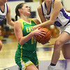 1-8-20<br /> Northwestern vs Eastern girls basketball<br /> Eastern's Rylie Davison and NW's Klair Merrell go after the ball.<br /> Kelly Lafferty Gerber | Kokomo Tribune