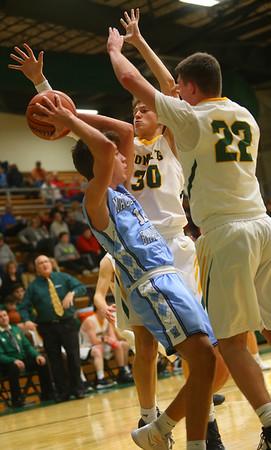 1-7-20<br /> Eastern vs Maconaquah boys basketball<br /> <br /> Kelly Lafferty Gerber | Kokomo Tribune