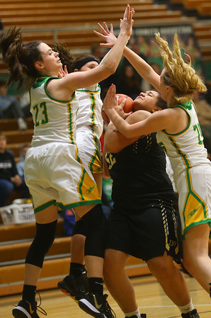 1-30-20<br /> Eastern vs Peru girls basketball<br /> <br /> Kelly Lafferty Gerber | Kokomo Tribune