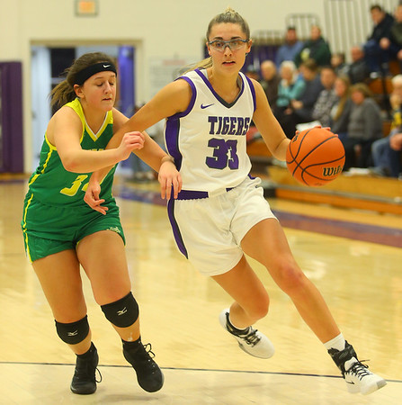 1-8-20<br /> Northwestern vs Eastern girls basketball<br /> <br /> Kelly Lafferty Gerber   Kokomo Tribune