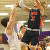 1-24-20<br /> Northwestern vs Cass boys basketball<br /> <br /> Kelly Lafferty Gerber | Kokomo Tribune