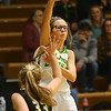 1-30-20<br /> Eastern vs Peru girls basketball<br /> Eastern's Lexi James tosses a pass.<br /> Kelly Lafferty Gerber | Kokomo Tribune