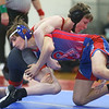 1-15-20<br /> Kokomo vs Eastbrook wrestling<br /> Kokomo's Nathan Conner defeats Eastbrook's Elijah Harwood in the 120.<br /> Kelly Lafferty Gerber | Kokomo Tribune