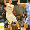1-7-20<br /> Eastern vs Maconaquah boys basketball<br /> Eastern's Karson West tosses a pass.<br /> Kelly Lafferty Gerber   Kokomo Tribune