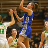 1-14-20<br /> Eastern vs Tipton girls basketball<br /> Tipton's Ella Wolfe shoots.<br /> Kelly Lafferty Gerber | Kokomo Tribune