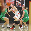 1-17-20<br /> Taylor vs CC girls basketball<br /> <br /> Kelly Lafferty Gerber | Kokomo Tribune