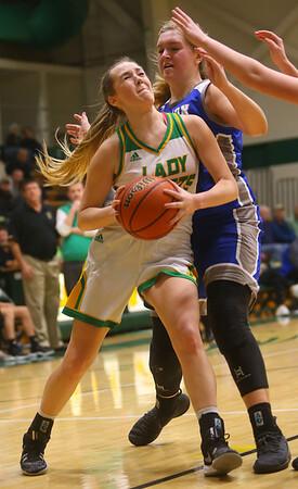 1-14-20<br /> Eastern vs Tipton girls basketball<br /> <br /> Kelly Lafferty Gerber   Kokomo Tribune