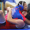 1-15-20<br /> Kokomo vs Eastbrook wrestling<br /> Kokomo's Kymani Howard defeats Eastbrook's Logen Roush in the 160.<br /> Kelly Lafferty Gerber | Kokomo Tribune