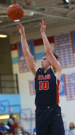 1-31-20<br /> Maconaquah vs Cass boys basketball<br /> <br /> Kelly Lafferty Gerber | Kokomo Tribune