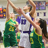 1-8-20<br /> Northwestern vs Eastern girls basketball<br /> NW's Madison Layden goes after a rebound with Eastern's Kaylee Weeks and Kara Otto.<br /> Kelly Lafferty Gerber | Kokomo Tribune
