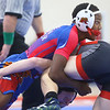 1-15-20<br /> Kokomo vs Eastbrook wrestling<br /> Kokomo's Omarion Clark-Stitts defeats Eastbrook's Damon Nuckols in the 126.<br /> Kelly Lafferty Gerber | Kokomo Tribune