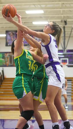 1-8-20<br /> Northwestern vs Eastern girls basketball<br /> <br /> Kelly Lafferty Gerber | Kokomo Tribune