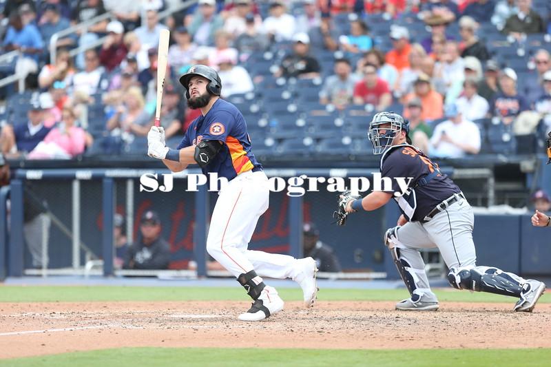 Jake Adams, Astros
