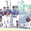 Astros meeting on mound