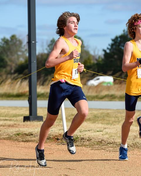 Mount Tabor Boys XC