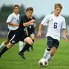 9-1-20<br /> Northwestern vs Western boys soccer<br /> <br /> Kelly Lafferty Gerber | Kokomo Tribune