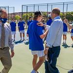 2021-04-29 Dixie HS Tennis - Senior Day_0011