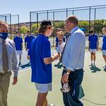 2021-04-29 Dixie HS Tennis - Senior Day_0010
