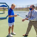 2021-04-29 Dixie HS Tennis - Senior Day_0028