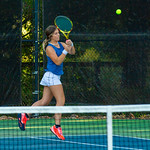 2021-08-27 Dixe HS Girls Tennis - St George Invitational Tournament - 1st Doubles_0008