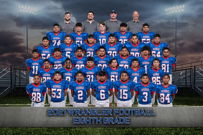 GJH 8th Grade Football