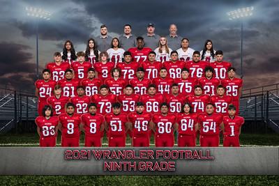 GJH 9th Grade Football
