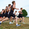 Area athletes compete during the Cass County cross country meet at Logansport High School on Saturday, Aug. 28, 2021.
