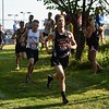 Logansport's Ben Favors (141) competes during the 2021 Jacob Graf Invitational at Logansport High School on Saturday, Aug. 21, 2021. Favors placed 11th while the team placed eighth.