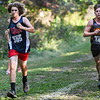Area athletes compete during the cross country sectional at Logansport High School in Logansport on Saturday, Oct. 9, 2021.