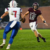 Winamac takes on Caston in an HNAC game at Roudebush Field in Winamac on Friday, Oct. 8, 2021.