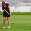 Winamac competes at the Twin Lakes sectional at Tippecanoe Country Club in Monticello on Monday, Sept. 20, 2021.