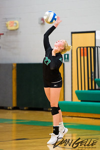 Dragon Volleyball vs Paynesville