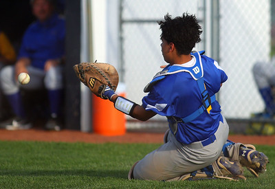 4-27-21 Taylor vs Tri-Central baseball  Kelly Lafferty Gerber   Kokomo Tribune