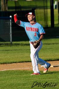 Blues Baseball vs Raymond Rockets