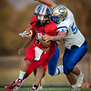 Logan Frye tries to break free from Central's Gaige Lewis
